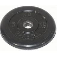Barbell Олимпийский диск 5 кг 51 мм, фото 1