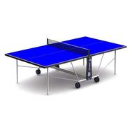 Теннисный стол для помещений CORNILLEAU TECTO INDOOR 190400 синий, фото 1