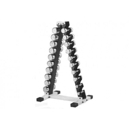 Гантельный ряд парный хромированный от 1-10 кг REGAL IFD-12, фото 1