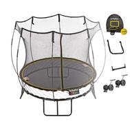 Батут SPRINGFREE R54SHW с лестницей, корзиной для мяча и колесиками, фото 1
